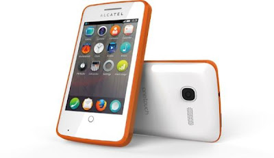 Alcatel One Touch fire com Firefox OS