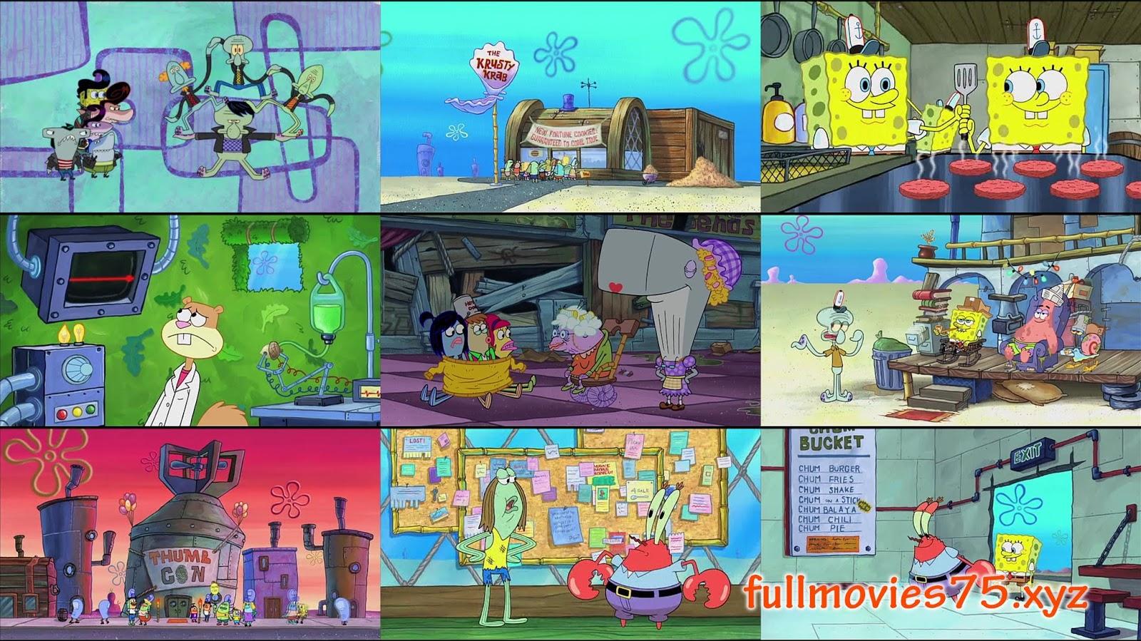 Download Spongebob Squarepants: Sea Side Story (2017 ...