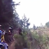 Intento de robo a punta de pistola sufren un grupo de bikers y quedo la evidencia en video