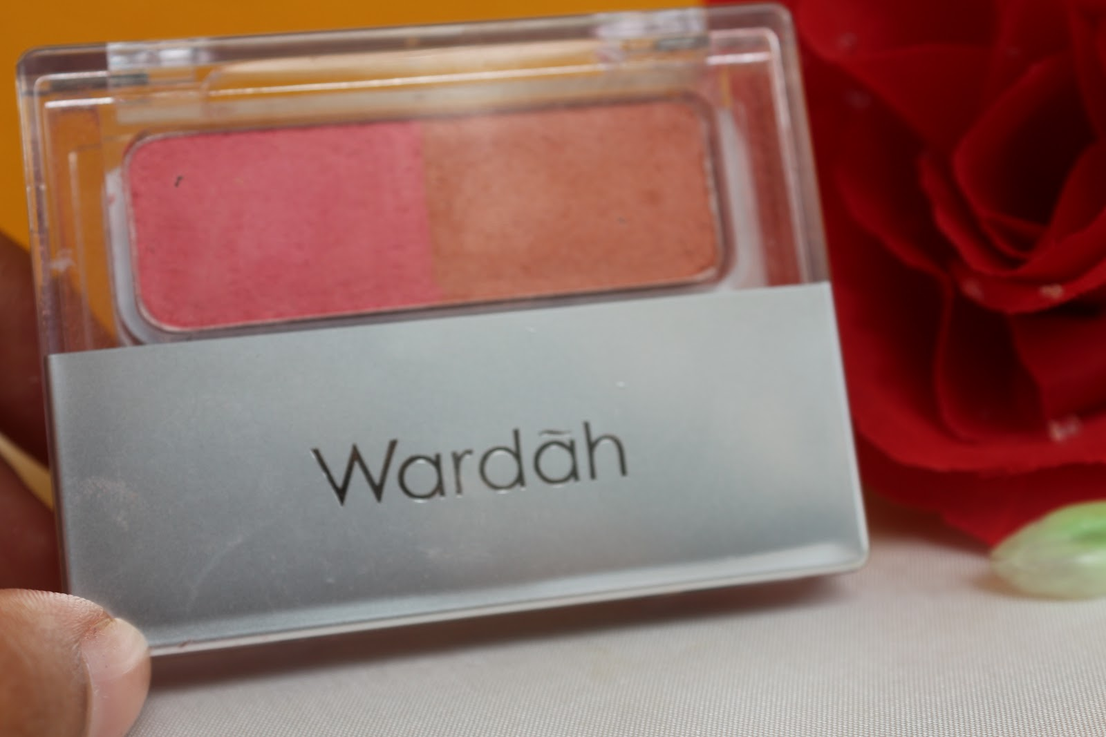 review: blush on wardah seri C untuk tampil natural