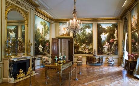 Coleção Frick na Henry Clay Frick House em Nova York
