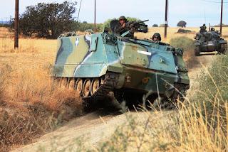 Επιχειρησιακή Εκπαίδευση Στρατού Ξηράς στη ΛΗΜΝΟ