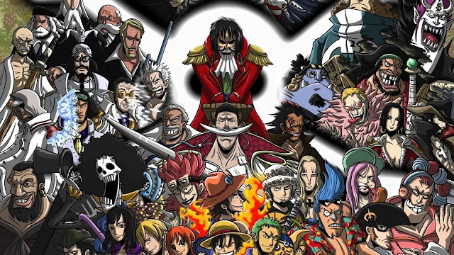 Download Anime One Piece Batch Episode 001 - 875 Subtitle Indonesia