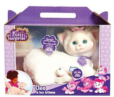 Кошечка Клео (Cleo Kitty Surprise)
