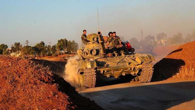 خرق جديد لاتفاق المنطقة منزوعة السلاح في إدلب.. والجيش يرد بالأسلحة المناسبة