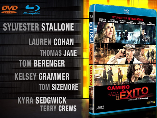 A la venta 'Camino hacia el éxito' en DVD y Blu-Ray