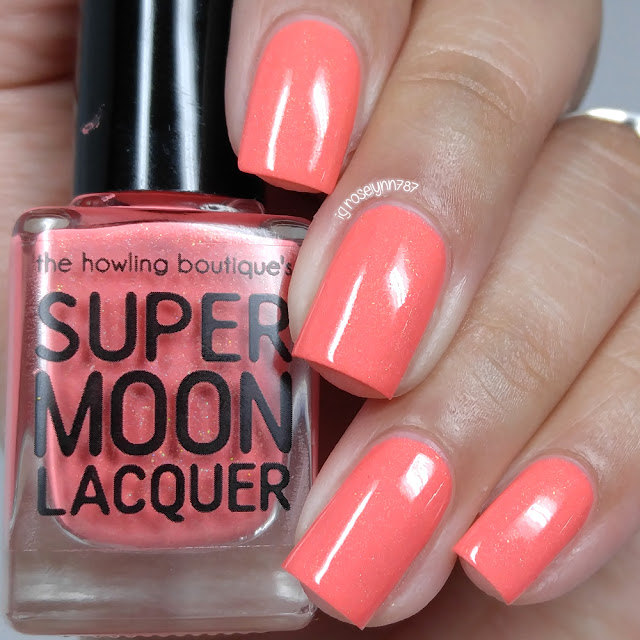 Supermoon Lacquer - I Warned You