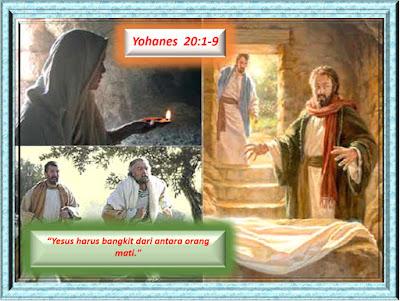 YOHANES  20:1-9