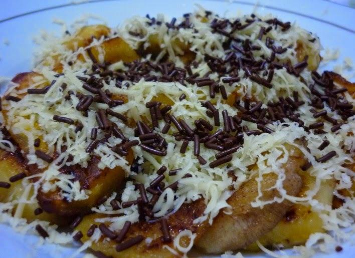 resep pisang keju