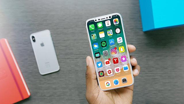 Iphone X em Chicago