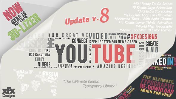 Free download kinetic typography pack videohive intro hd free download kinetic typography pack videohive gumiabroncs Image collections