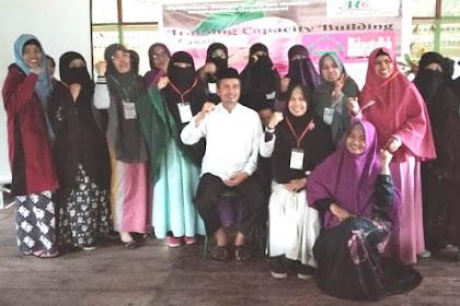 Komunitas Muslimah Center Gelar Training Capacity Building