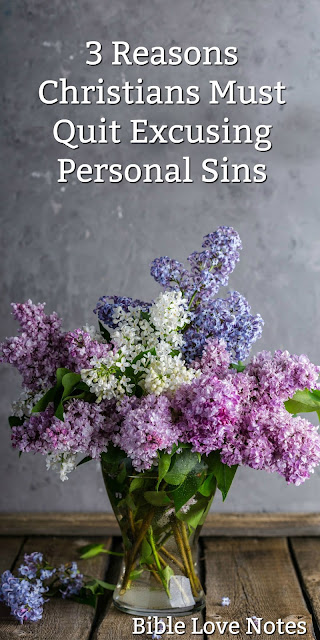3 Reasons Christians should look at their personal sins seriously