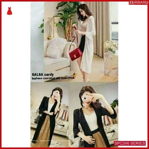 SPC246S38 Salsa Cardy Terbaru Outerwear Wanita | BMGShop