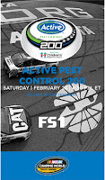 #NASCAR Camping World Truck Series - Active Pest Control 200 benefiting Children's Healthcare of Atlanta