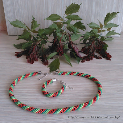 ожерелье и браслет купить