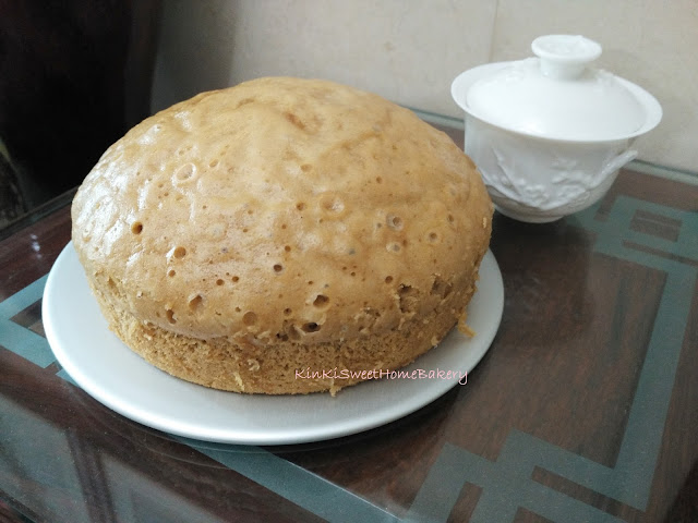 KinKi Sweet Home Bakery: 古法馬拉糕 Traditional Cantonese Sponge Cake【酵母無鋁】