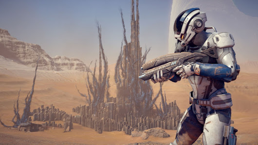 Review - Mass Effect: Andromeda ~ Opinions For Geeks