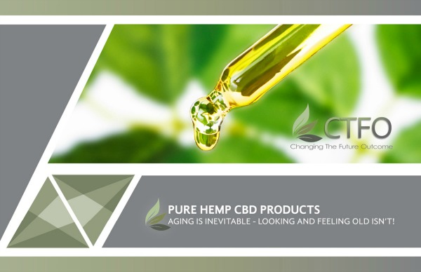 PURE Hemp OIl Drops Pic.