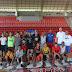 Celebran exitosamente campamento baloncesto U 13 provincia Duarte