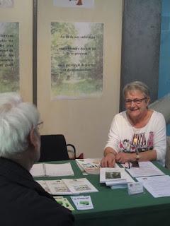 Salon Senioreva, avec Marion, écrivain public biographe