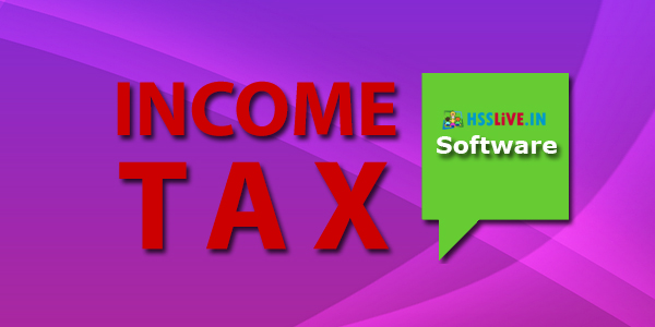 Income Tax Software Tools