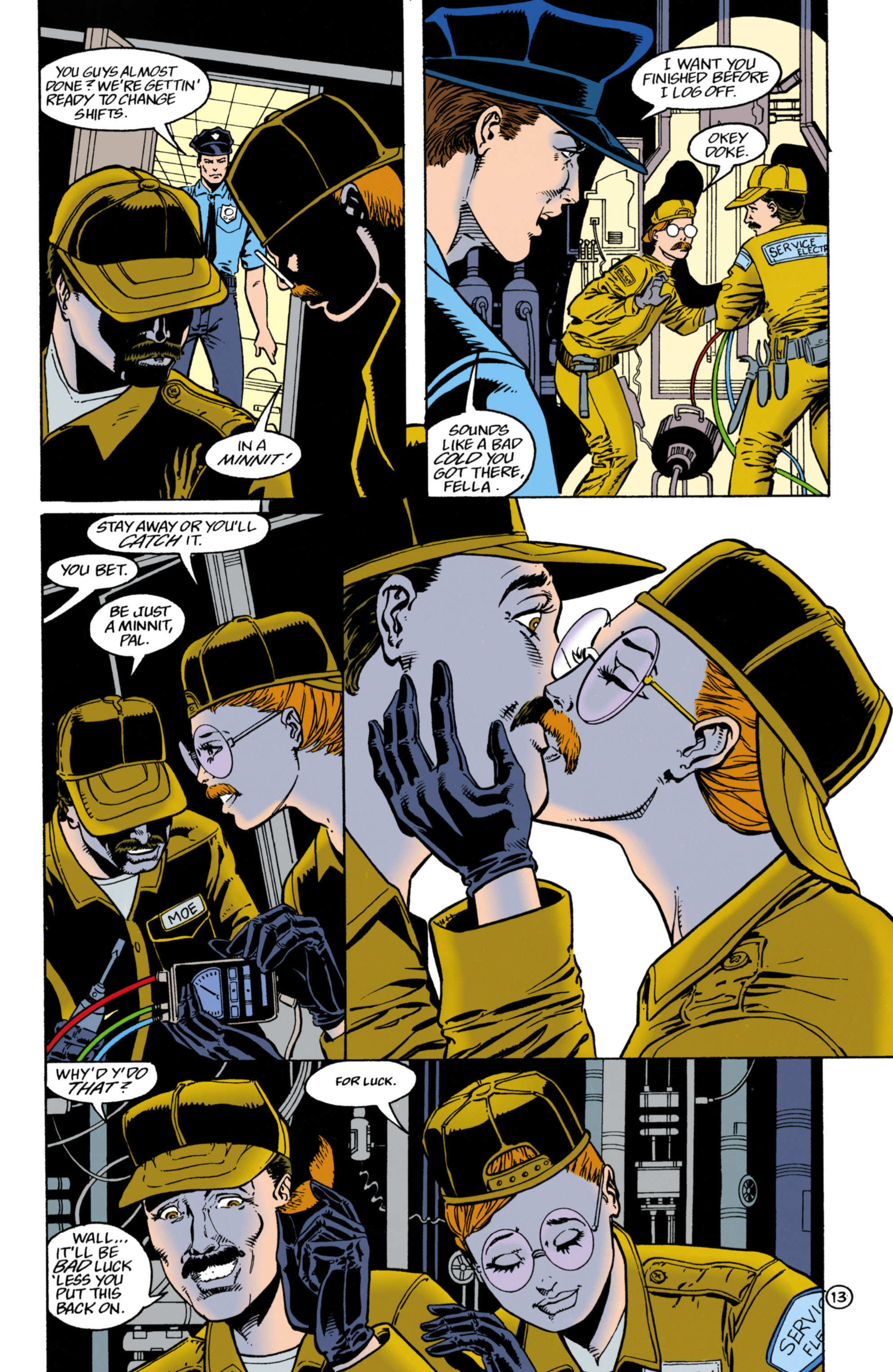 Catwoman (1993) Issue #29 #34 - English 14