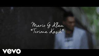 Lirik Lagu Mario G Klau - Terima Kasih