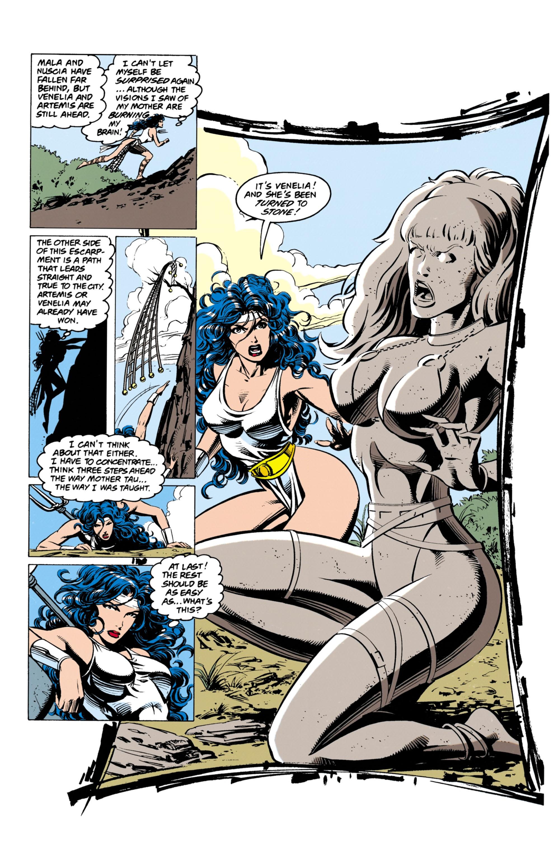 Read online Wonder Woman (1987) comic -  Issue #92 - 19