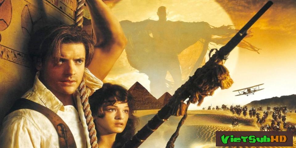 Phim Xác Ướp 1: Xác Ướp Ai Cập VietSub HD | The Mummy 1999