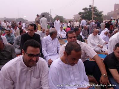 العيد,بركة السبع,صلاة العيد فى بركة السبع,الحسينى محمد,ادارة بركة السبع التعليمية,العيد فرحة,مظاهر العيد فى بركة السبع