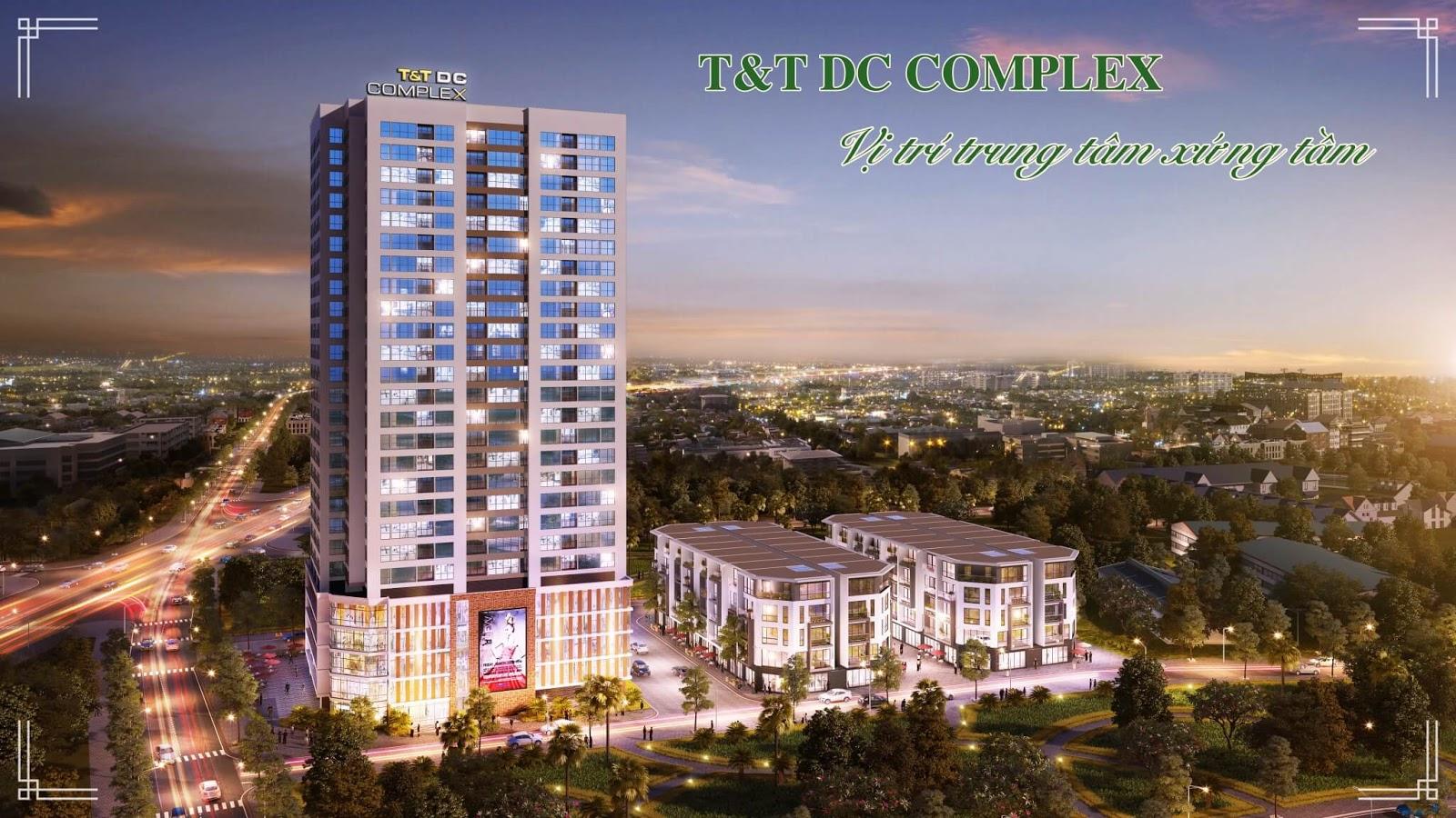 T&T DC Complex - điểm sáng bất động sản phía Nam Hà Nội