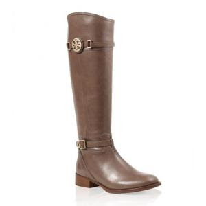 9652b7e9e41 Tory Burch- Calista flat riding boot  495.00. Comes in two different  colours  Asphalt or Almond