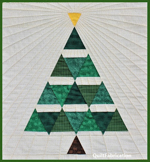 Christmas Tree wall hanging-Yuletide Fir-Christmas Decor