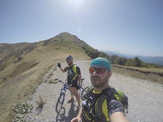 Στο δρόμο για τις λίμνες Μουτσάλια και Αρένες