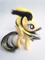 MLP The Movie Songbird Serenade Brushable on eBay