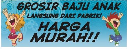 7 Contoh Banner Toko Baju Anak Contoh Banner