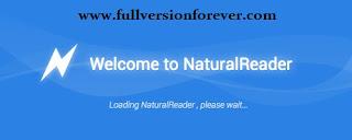 NaturalReader Professional v14 with keys download free