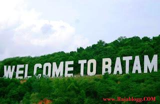 Daftar Nama Nama Kawasan Yang ada Di Pulau Batam