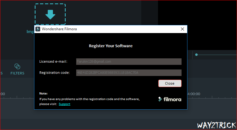 How to Remove Filmora Watermark For Free 2017 ~ Way2Trick