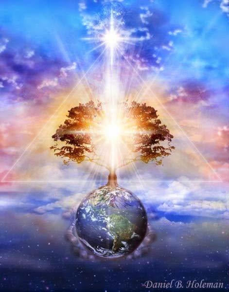 Image result for imagem de nucleos de luz divina