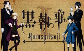 Kuroshitsuji 2ª Temporada – Todos os Episódios