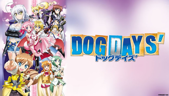 Download Dog Days S2 BD Subtitle Indonesia