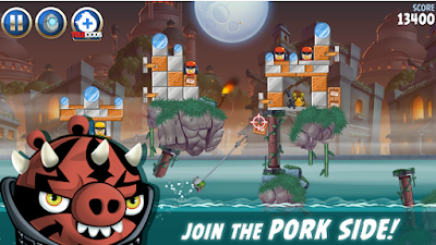 Angry Birds Star Wars II Mod Apk Terbaru