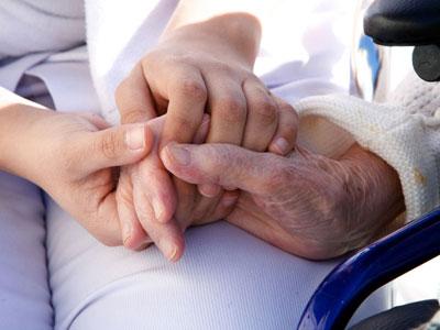 Control de constantes vitales y cuidados paliativos