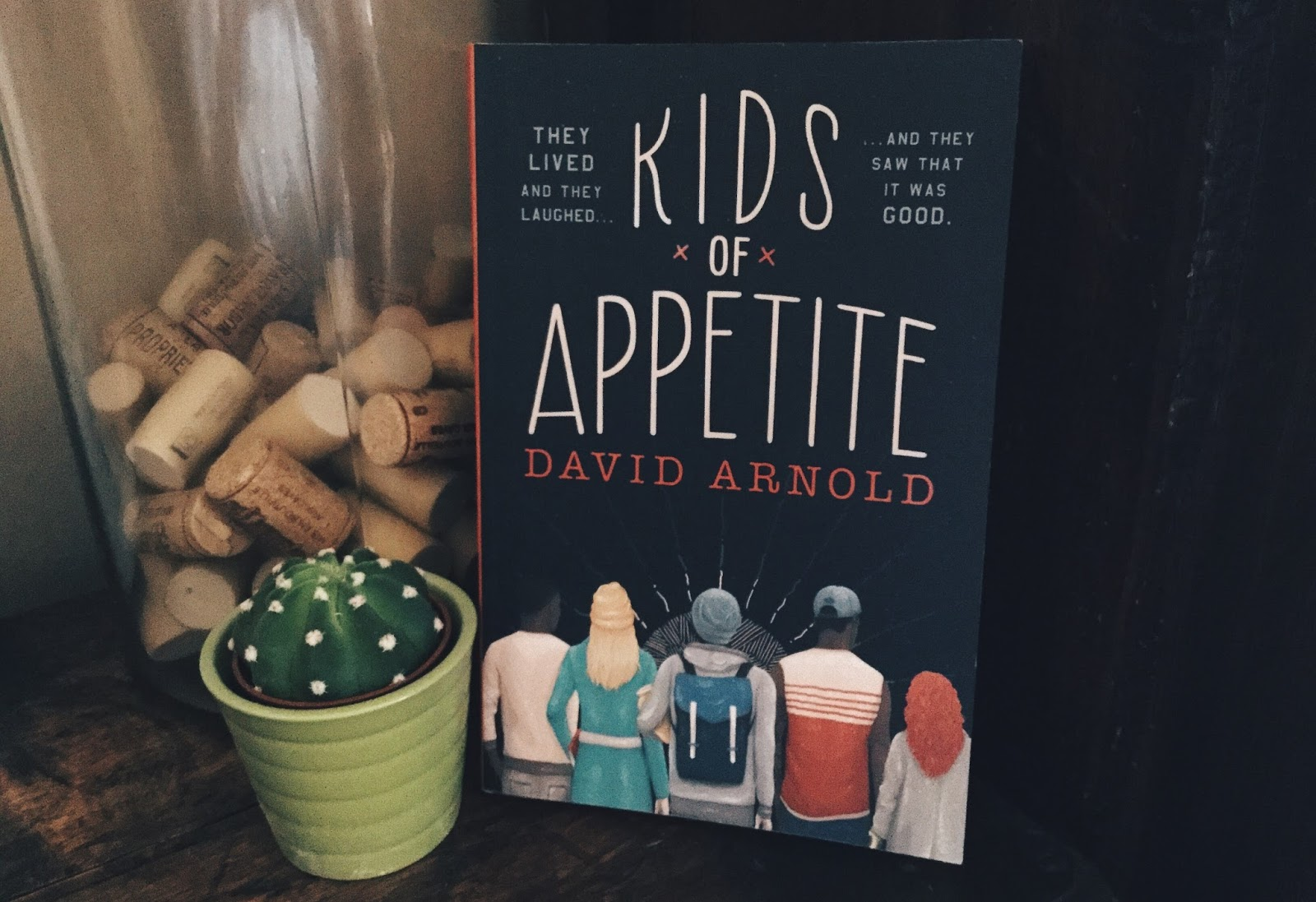 LIVRE Kids of Appetite - David Arnold