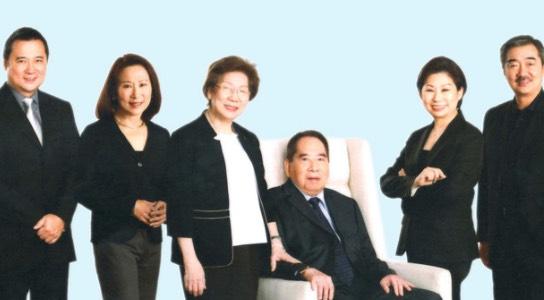 Inilah 10 Keluarga Paling Kaya Di Asia