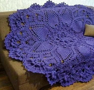 wzory darmowe koronkowych dywanow