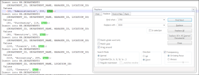 TOAD'da Sorgu Çıktılarını (Export Dataset) Excel Dosyası veya Script Olarak Almak