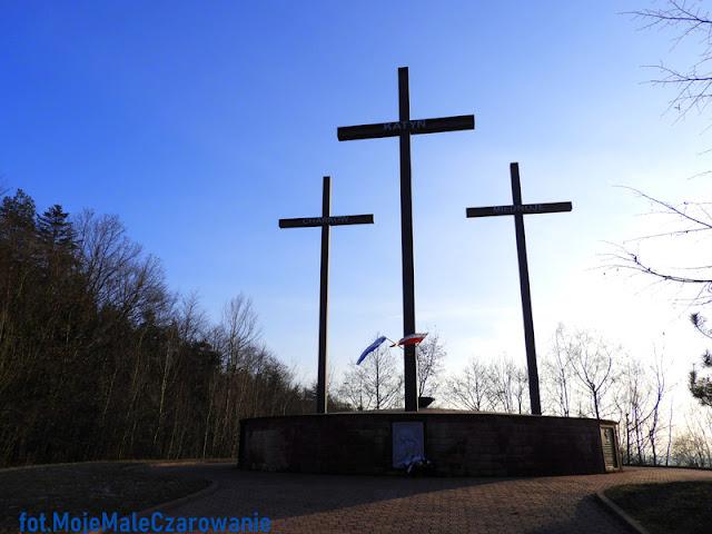 Łysa Góra - Klasztor na Świętym Krzyżu woj. świętokrzyskie - CZYTAJ DALEJ